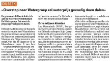 Dilbeek bij Watergroep