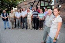 Gemeenschapsraad Bodegem. Stijn houdt de raad op de hoogte van wat er gebeurt in de gemeente
