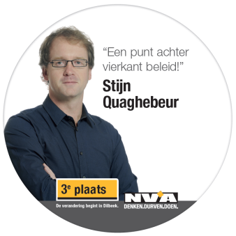 Flyer Stijn Recto