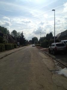 De Rollestraat en de Roomstraat worden volledig vernieuwd en krijgen aan weerszijden fietspaden va, 1,75m breed!