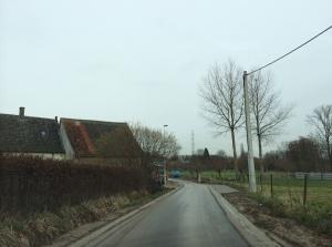 Grootste deel van de Lostraat aan de watermalen is af.