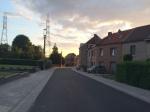 Snikbergstraat: zicht vanaf Bodegemstraat