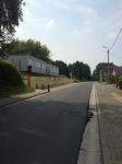 De d'Arconatistraat in Dilbeek heeft intussen al even een vernieuwde toplaag