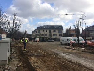 Vernieuwing nutsvoorzieningen op kruispunt Kasteelstraat/Roelandsveldstraat