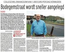 20130111 - HLN - Bodegemstraat