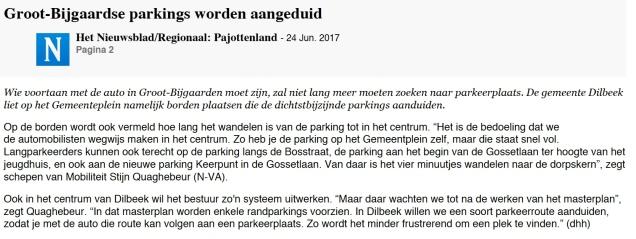 20170624 - NB - Groot-Bijgaardse parkings