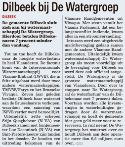 20170907 - NB - Dilbeek naar Watergroep