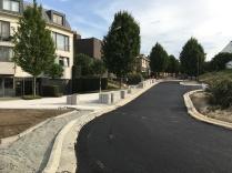Onderlaag asfalt Roelandsveldstraat