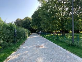 Neerhofstraat richting Neerhof