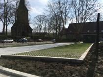 Nieuwe parking Sint-Anna-Pede